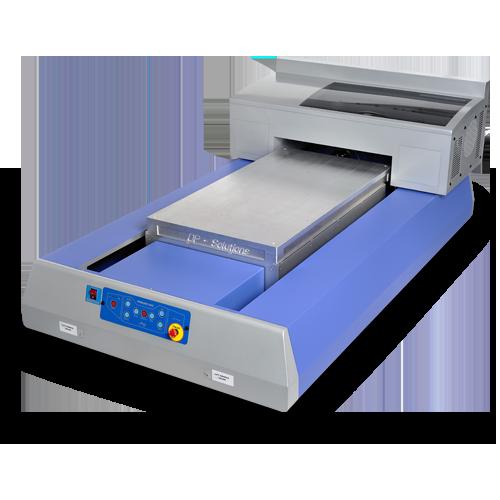 DP FreeJet 500 priama tlač na pevné materiály